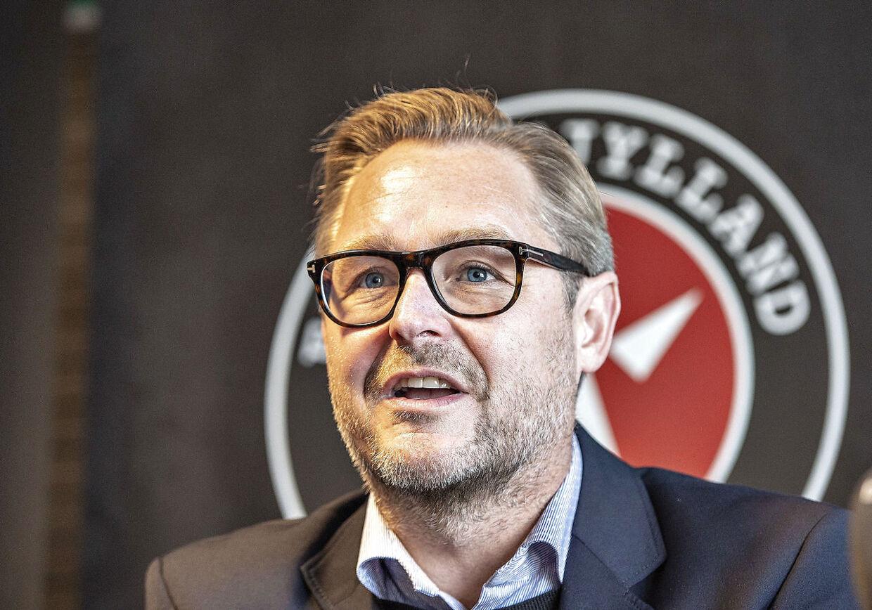 FCM-direktør Claus Steinlein.