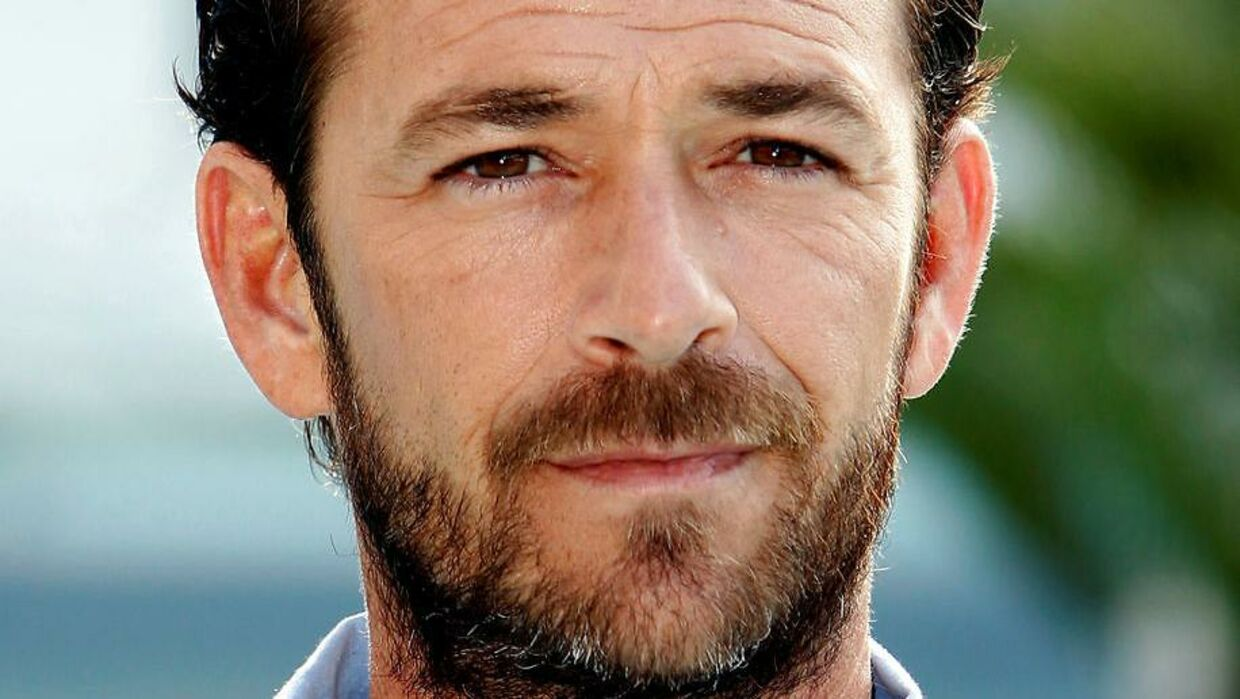 Luke Perry blev 52 år.