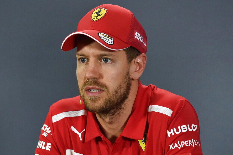 Sebastian Vettel vil mindes Charlie Whiting som en mand med et meget åbent sind.