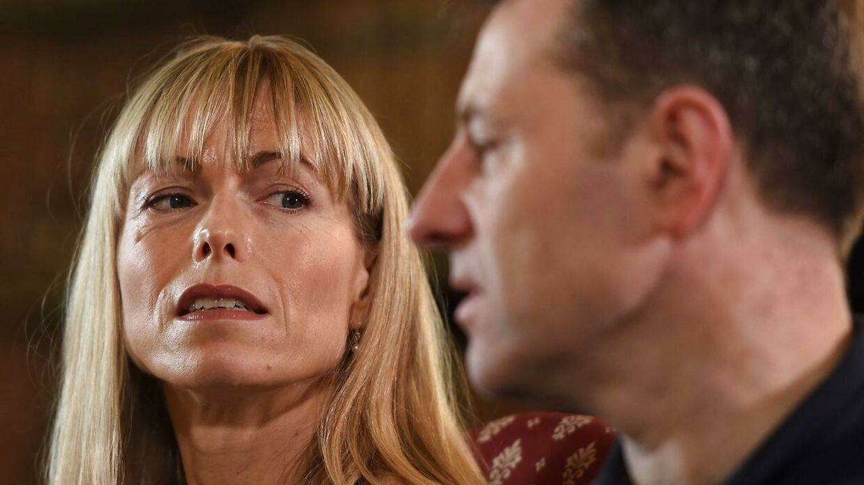 Kate og Gerry McCann.