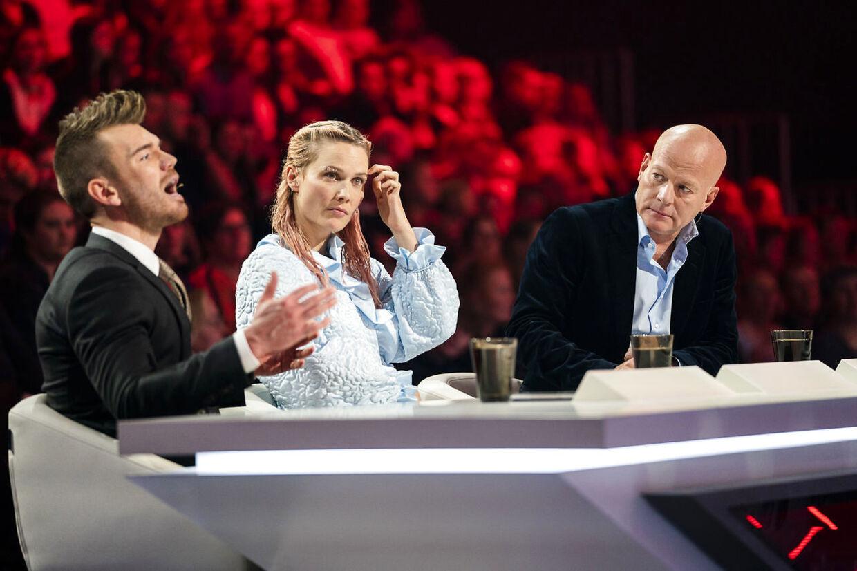 De tre X Factor-dommere.
