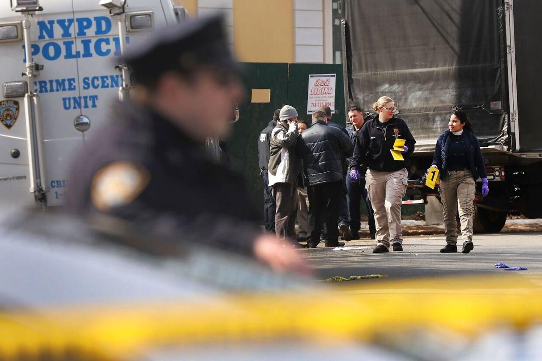 Politiet efterforsker drabet på Frank Cali