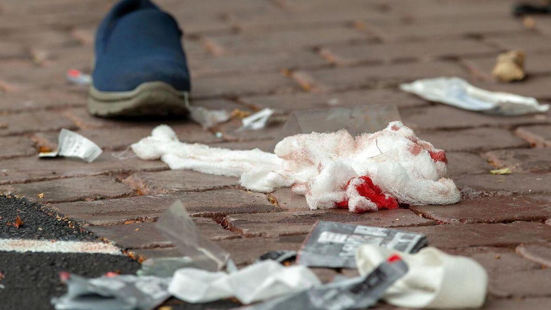 Adskillige er dræbt efter skyderi i moskéer i New Zealand.