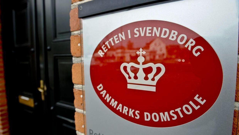 En ung mand blev torsdag dømt for sex med en mindreårig i Retten i Svendborg. (Arkivfoto)