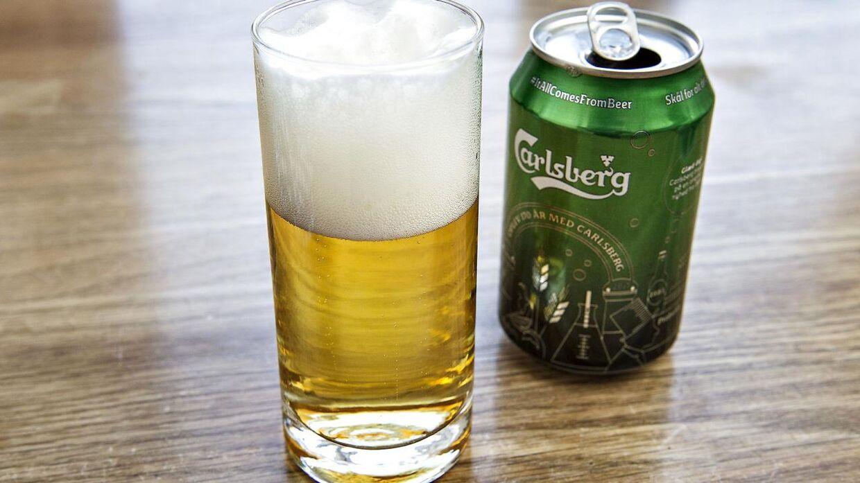 Det er lidt billigere at drikke Carlsberg end Tuborg.