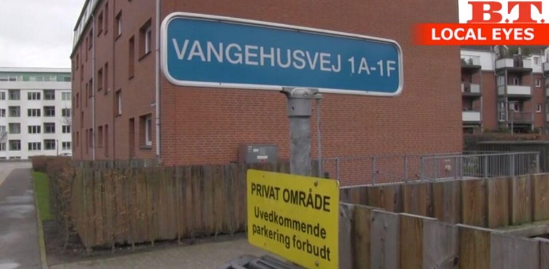 Det var i dette boligområde på Østerbro i København, at tre ældre mennesker ifølge politiet er blevet dræbt siden februar.