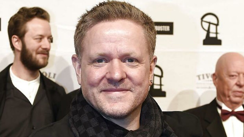 Anders Matthesen, da han var til Robert-uddelingen i februar.