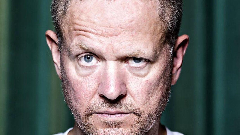 43-årige Anders Matthesen er i øjeblikket på turné.