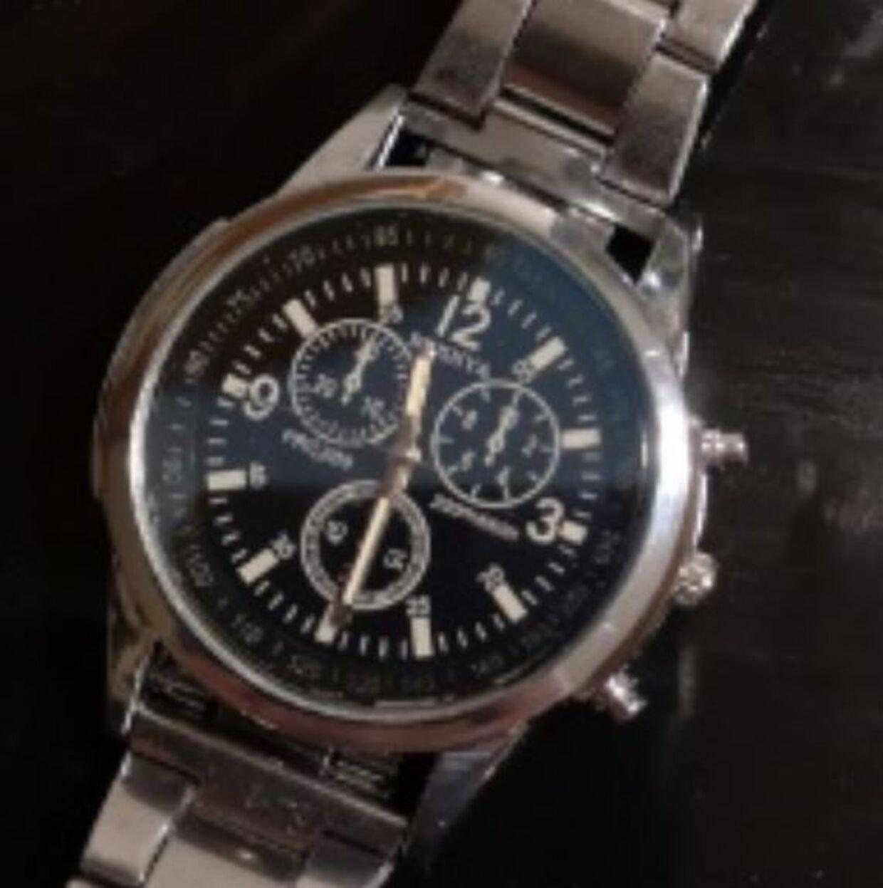 Sådan ser det ur, Rune Kyed modtog, ud.