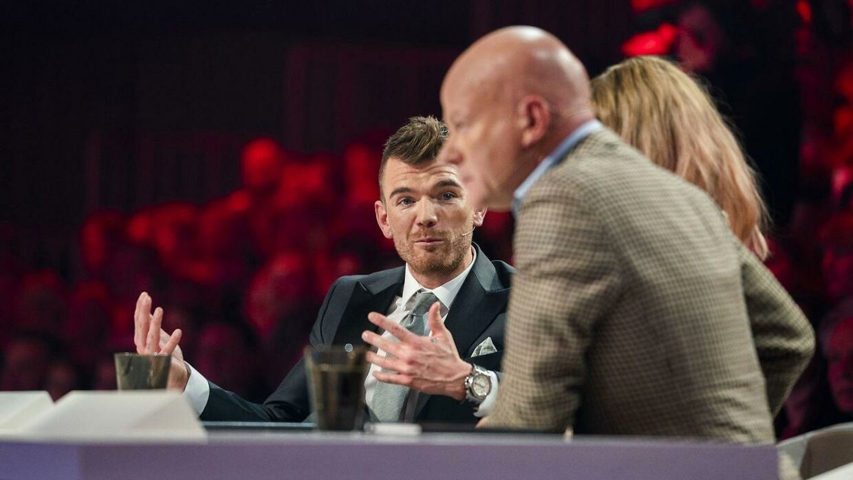 Ankerstjerne mener, at Blachman er en showman, når han fører sig frem med sin kritik i X Factor.