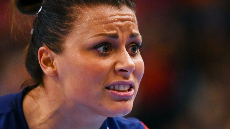 Nora Mørk er tilbage på håndboldbanen efter en hård periode med skader.
