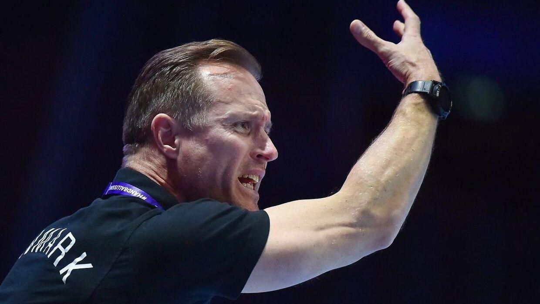 Klavs Bruun Jørgensen mener, både spillere og trænere skal kunne give hinanden klar besked.