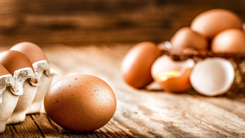 Æg har et højt indhold af kolesterol. Arkivfoto: Iris