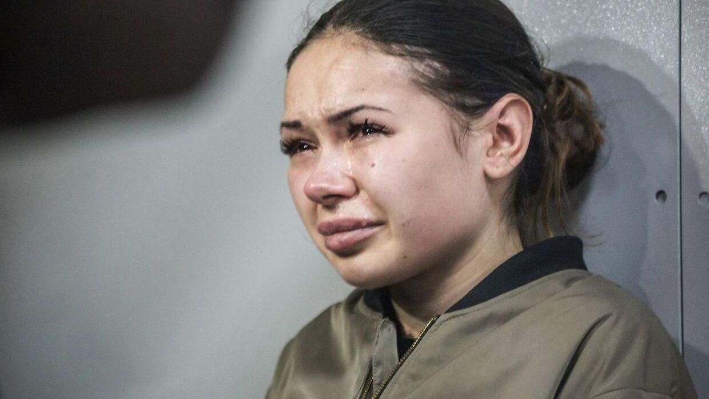 Alyona Zaitseva skal sidde ti år i fængsel efter vanvidskørsel, der kostede seks mennesker livet.