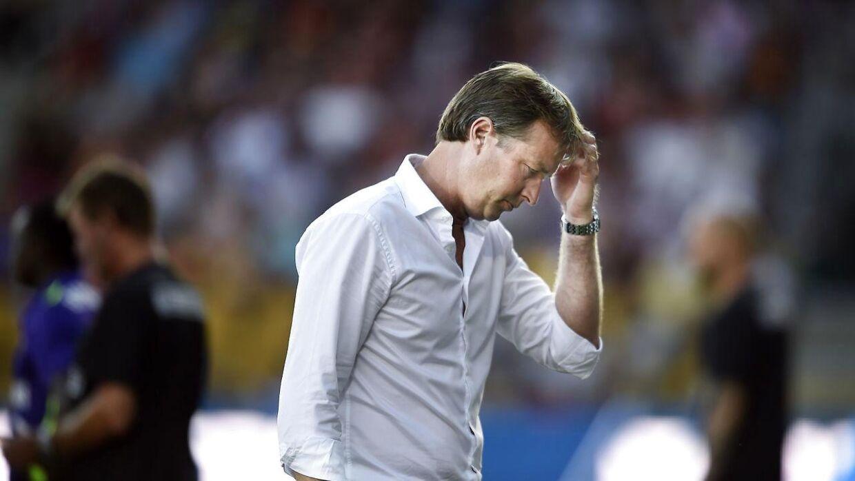 Hvad fremtiden bringer for Kasper Hjulmand er uvist, men der skal nok være bud efter ham, mener tidligere landstræner Morten Olsen.