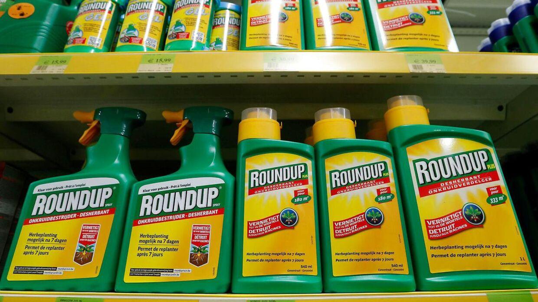 Roundup er yderst effektivt til at bekæmpe ukrudt med, men kan være usundt for mennesker i større mængder.
