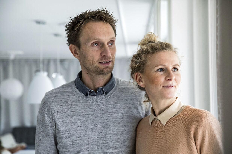 40-årige Signe og Jonas Klit kan ikke selv få børn.