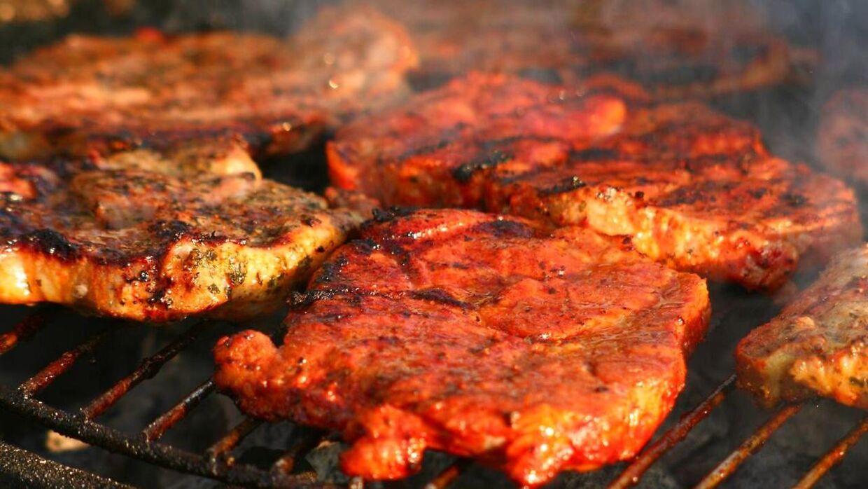 Arkivfoto. Restaurant Ilden er kendt for deres grillbuffet.