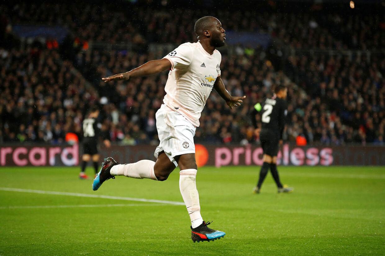 Romelu Lukaku spiller til dagligt i Manchester United og for Belgiens landshold.
