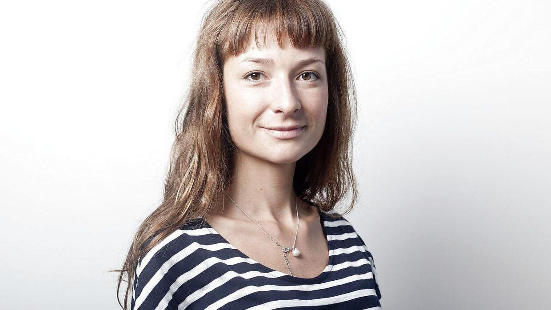 Iben Maria Zeuthen.
