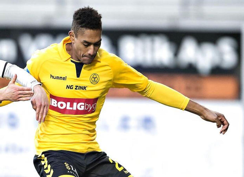 AC Horsens-stopperen Mikkel Qvist.