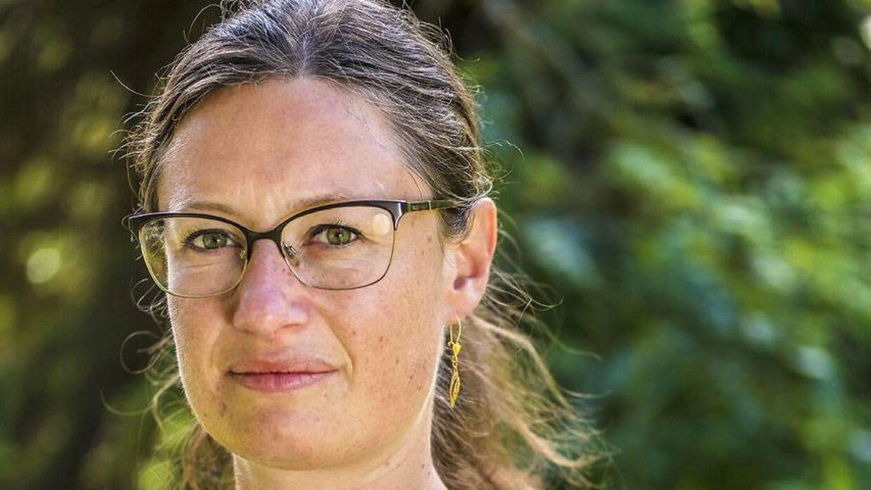 Enhedslistens teknik- og miljøborgmester i København, Ninna Hedeager Olsen, oplyste for godt to uger siden, at den voldtægtssag, der har rystet hendes parti, fandt sted i hendes lejlighed. Arkivfoto.