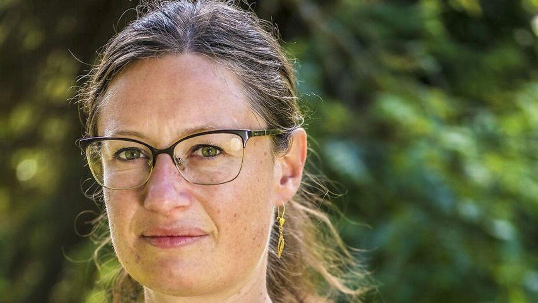 Ninna Hedeager Olsen har været sygemeldt i godt fire måneder fra sit job som teknik- og miljøborgmester i Københavns Kommune, efter hun stod frem og fortalte, at en voldtægtssag i Enhedslisten København fandt sted i hendes hjem. Arkivfoto.