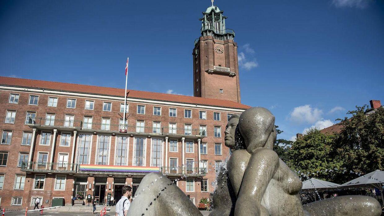 Frederiksberg Rådhus.