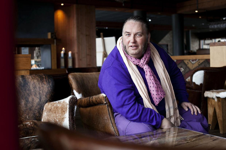 Morten Lindberg aka Master Fatman.