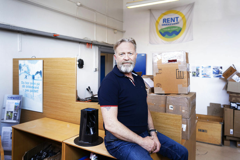 Jørgen Würtzner Koch er selvstændig og ejer familiefirmet Leif Koch. Tre gange i løbet af de seneste tyve år, har han været ramt af stress.