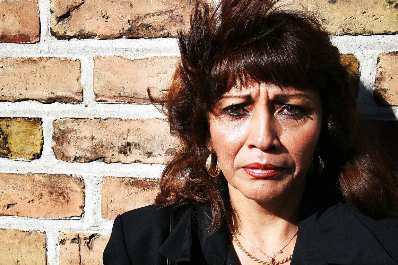 Janet Kjær året efter drabet på sønnen Alonso, der døde efter et knivstik i hjertet.