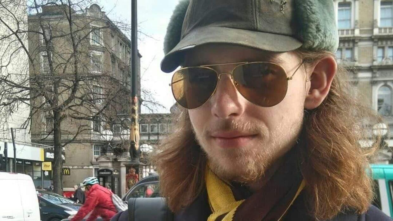 Lars Ejgaard Bissenbacker Jørgensen var elev på Bieringhus Efterskole indtil i mandags, hvor skolen lukkede.