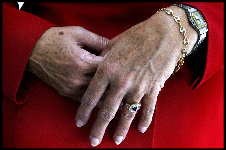 Pensionsalder er blandt andet kommet på dagsordenen efter Socialdemokratiets pensionsudspil i januar og duellen mellem statsminister Lars Løkke Rasmussen (V) og partiformand Mette Frederiksen, som i høj grad kom til at handle om udspillet. (Arkivfoto) Linda Kastrup/Ritzau Scanpix