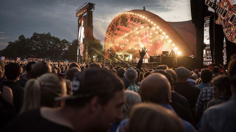 Roskilde Festival er med i kampagnen, der skal dæmme op for billethajer.