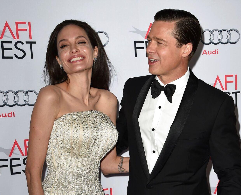 Angelina Jolie og Brad Pitt havde været kærester i 12 år, inden de gik fra hinanden i 2016.
