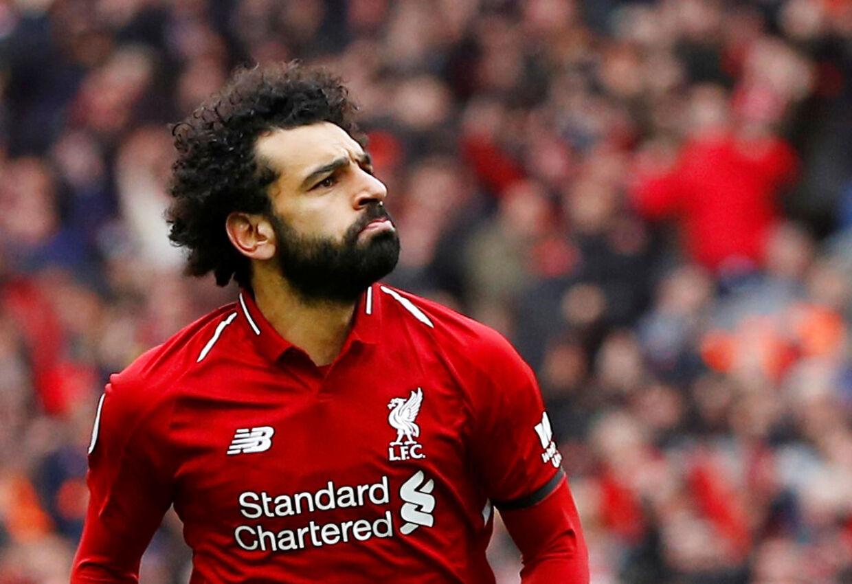 Mohamed Salah - er han fortid i Liverpool til sommer.