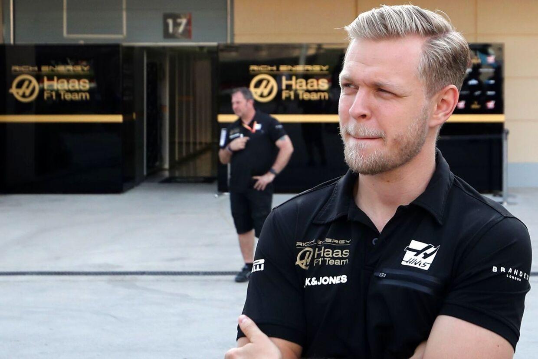 Kevin Magnussen er ikke længere med på Formel 1s formbarometer.