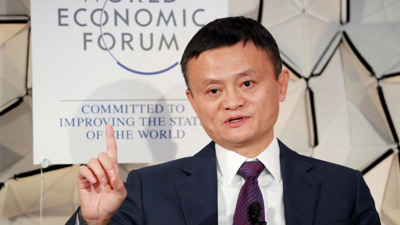 Jack Ma, direktør for Alibaba Group.