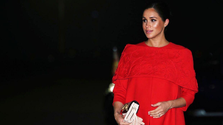 Meghan Markle venter sit første barn, og hun forventes at føde i slutningen af april eller starten af maj.