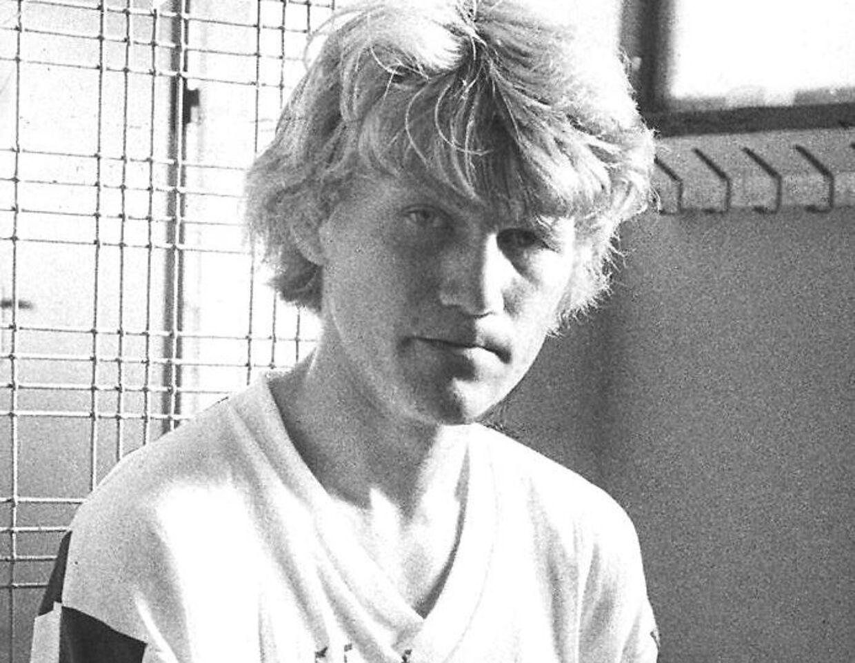 Billede af Morten Olsen fra sin tid i B. 1901.