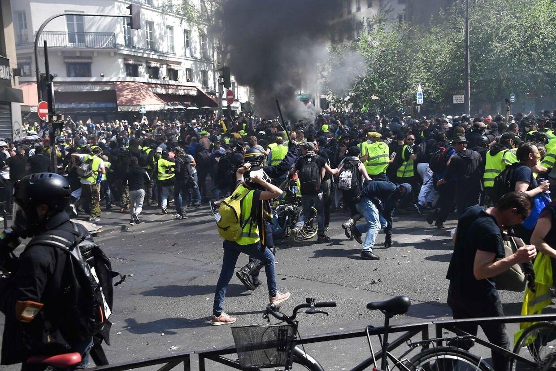 (Foto: Anne-Christine POUJOULAT / AFP)