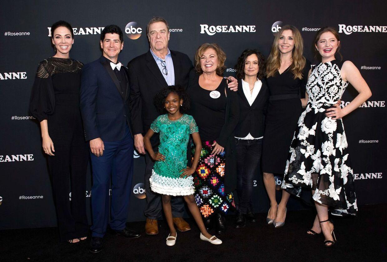 Holdet bag komedieserien 'Roseanne'.