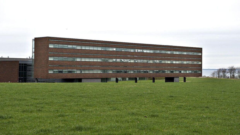 ARKIVFOTO af hovedkontoret i Struer.
