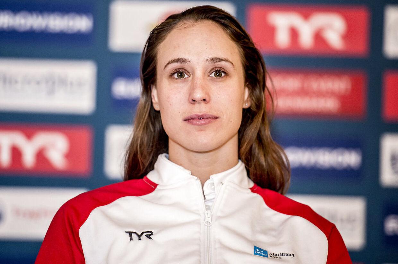 Rikke Møller Pedersen indstillede sin svømmekarriere i begyndelsen i 2019.
