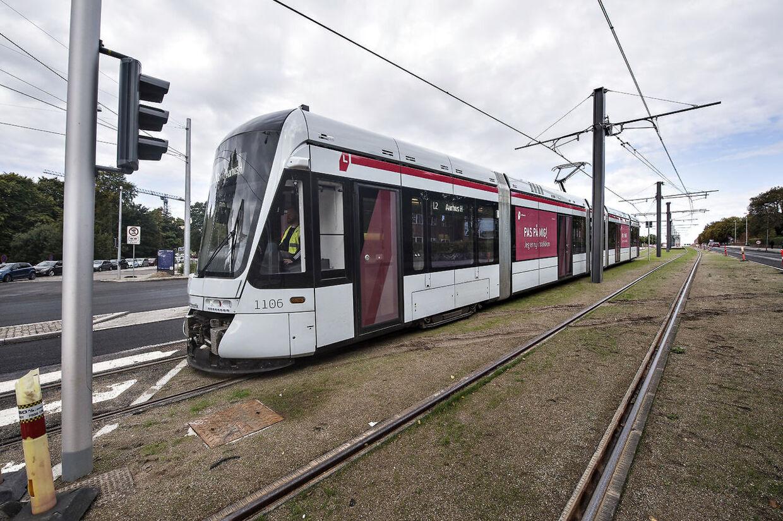 Arkiv: Letbanen har fået massiv kritik for den lange ventetid (Foto: Henning Bagger/Ritzau Scanpix)