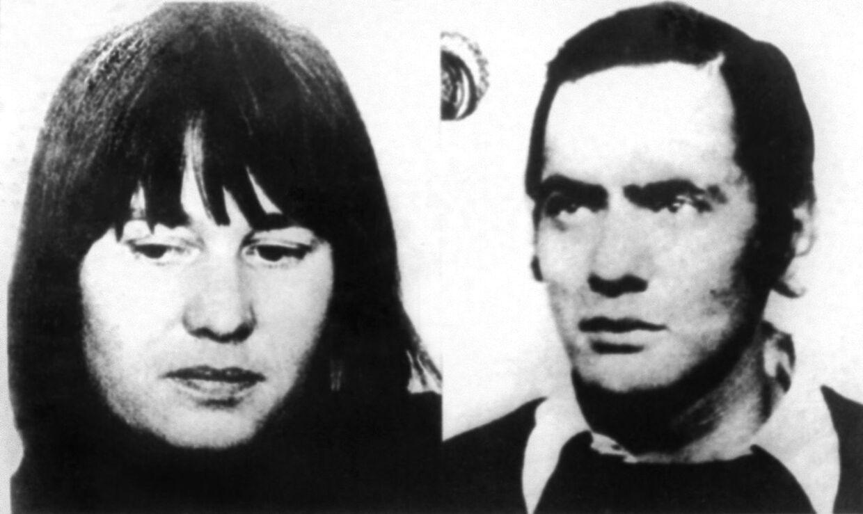 Ulrike Meinhof og Andreas Baader var i de spæde år ledere af terrorgruppen Rote Armee Fraktion.