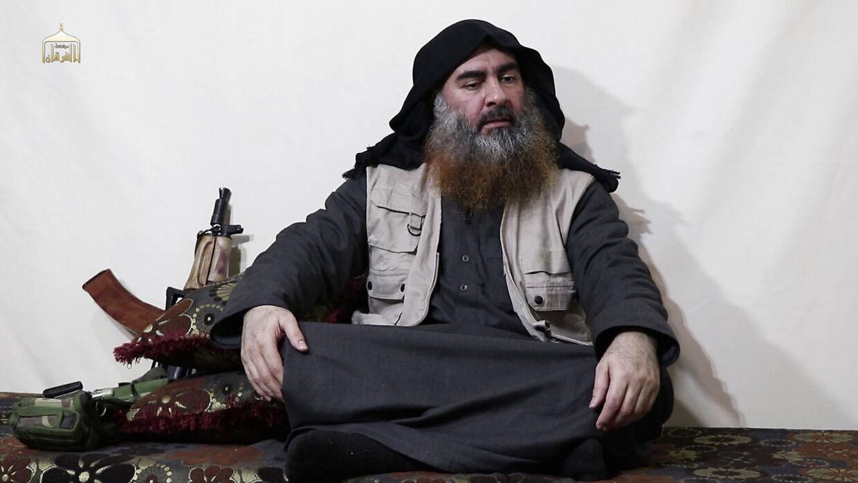 Abu Bakr al-Baghdadi optræder angiveligt i ny propaganda video.