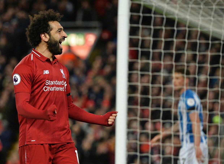 Mohamad Salah har tidligere været rygtet til FC. Barcelona.