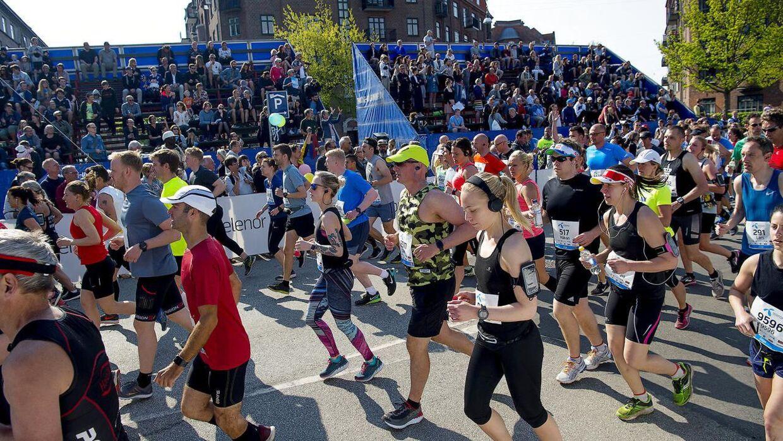 I år har Copenhagen Marathon 40-års jubilæum. Sådan så det ud sidste år, da Copenhagen Marathon 2018 blev afviklet.