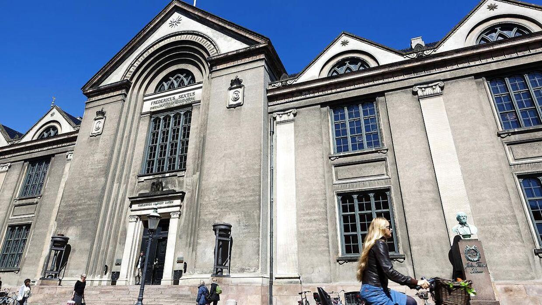 Københavns Universitet.